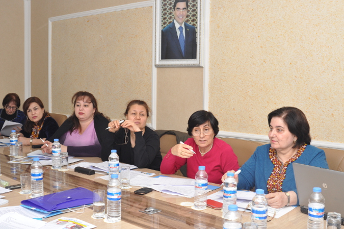 Panel stresses importance of gender-based budgeting in Turkmenistan web 675x449