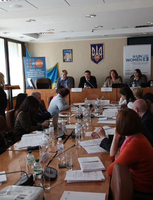 Armed conflict and aissues facing women in Ukraine 2 300x390
