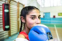 Photo essay: Life for Stela Savin, a Roma girl challenging gender stereotypes in Moldova