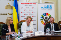 Joint efforts needed to implement Ukraine's Women, Peace and Security agenda