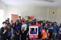 World's Largest Lesson teaches Albania the ABCs of the SDGs
