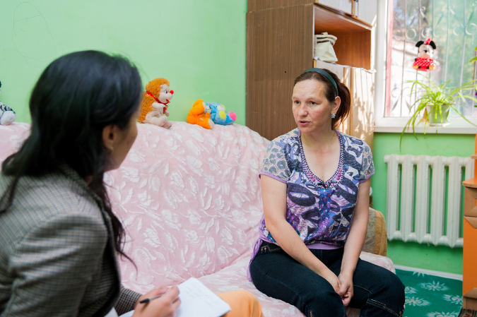 Kazakhstans nonstate domestic violence crisis centres seek funding 200x119