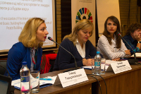 To build peace in Ukraine, more women decision-makers needed