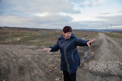 Thanks to Pelaghia Traci, a local councillor mentored by a UN Women-supported programme, the landfill is gone.
