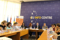 Press Release: New regional initiative to end gender discrimination and violence kicks off in Albania