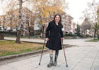 "In the words of Elena Kochoska: ""Women bear a double burden because of their gender and disability"""
