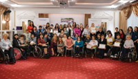 Press Release: For the first time in Moldova, women with disabilities demand their place in political, economic and social decision-making