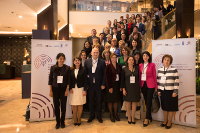 Press Release: Parliamentarians from Eastern Europe and Central Asia join forces to reduce barriers against women's participation in public life