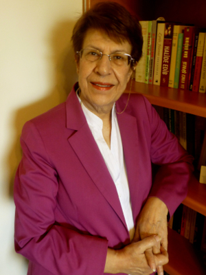 Sema Kendirci Uğurman, Chair of the Turkish Women's Union. Photo: Courtesy of TWU