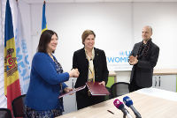 Press Release: Sweden commits to further support for gender equality in Moldova in cooperation with UN Women