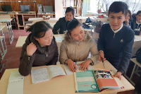 Youth in rural Kyrgyzstan champion gender equality and access to clean water