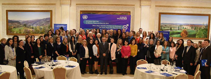 Global Open Day in Kosovo focuses on changing laws and patriarchal attitudes to boost women's political participation