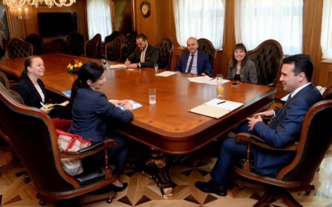 High-level commitment to gender equality in the former Yugoslav Republic of Macedonia