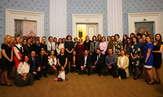 Government and civil society representatives from Moldova and Ukraine visit Georgia to discuss women, peace and security agenda
