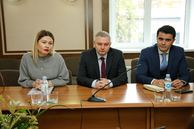 Tajik Delegation Gains Insights into Moldova's 'Single Window' Public Service Delivery System
