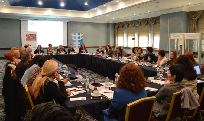 Press Release: Balkan women politicians urge for meaningful participation of women in peace and security