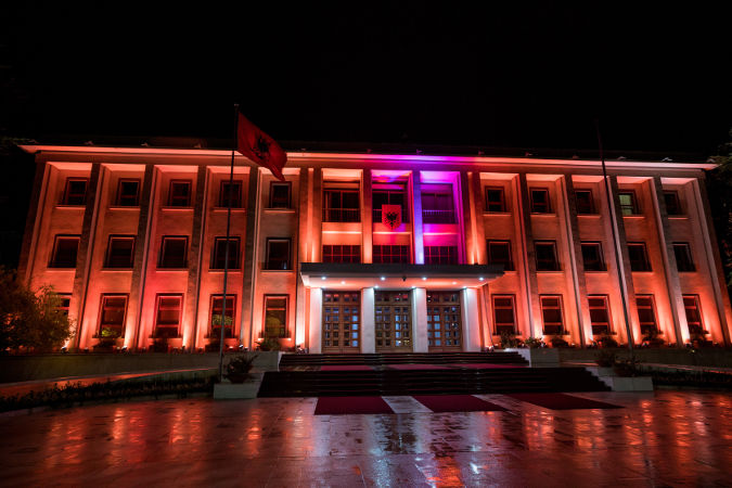 News Albania goes orange with more than a hundred activities organized during 16 Days of Activism