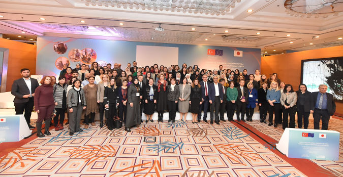 Press Release UN Women spotlighted gender equality as key to refugee response
