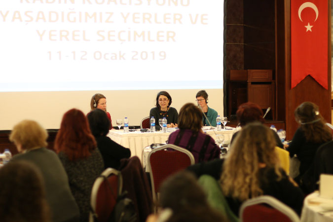 Women's groups to monitor the local elections in Turkey from gender equality perspective