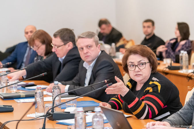 Ukraine discusses specific measures to end discrimination against Roma women