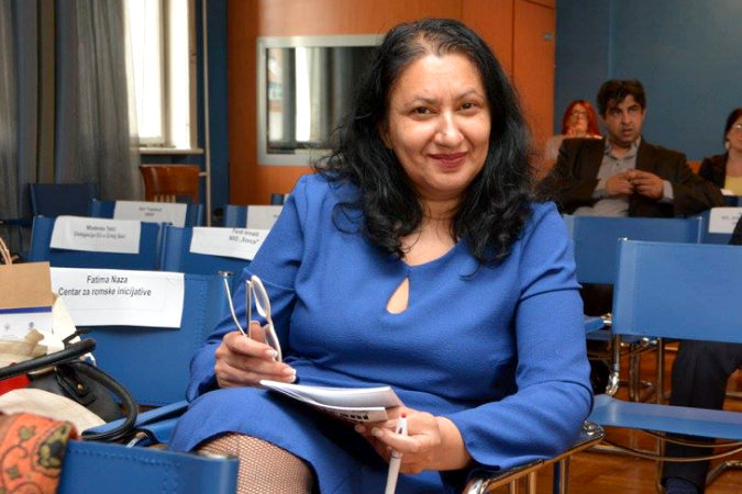 "Take Five: ""Supporting Roma women to claim their rights"""