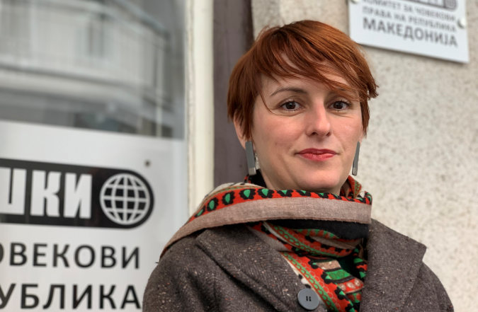 """In the words of Tatjana Stoimenovska: """"We prioritize the protection of the rights of the most marginalized groups"""""""