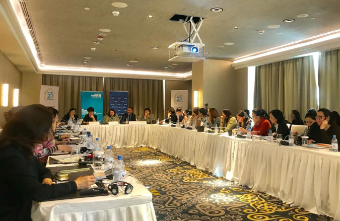 Women's Economic Empowerment in Kazakhstan:  Practices, Challenges and Opportunities