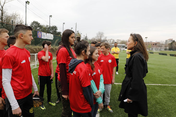 Kosovo promotes sport as a powerful vehicle to drive social change
