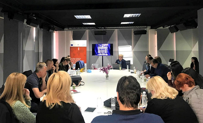 Kosovo increases capacities on implementing the Istanbul Convention