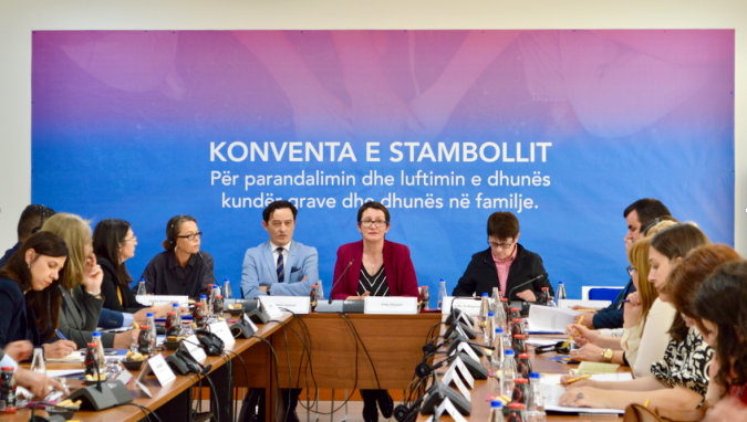 Kosovo to amend its Constitution to recognize the Istanbul Convention