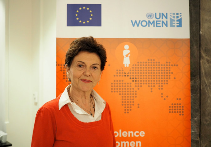 "Take Five: ""The media in Serbia can make a major contribution to the fight against gender-based violence"""