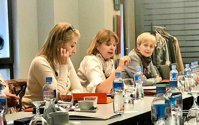 Women MPs discuss changes in Criminal Code for successful implementation of the Istanbul Convention in North Macedonia