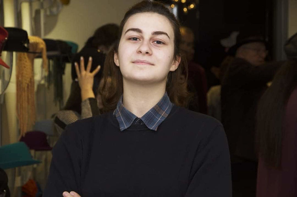 Inspired by programming for the past eight years, 17-year-old Mariam Lomtadze is the founder of Looper and tech start-ups Hero and FarmApp.