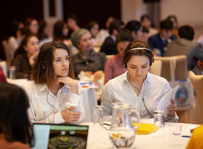 Women living with HIV from Europe and Central Asia convene in Tajikistan to spotlight their role in combatting AIDS