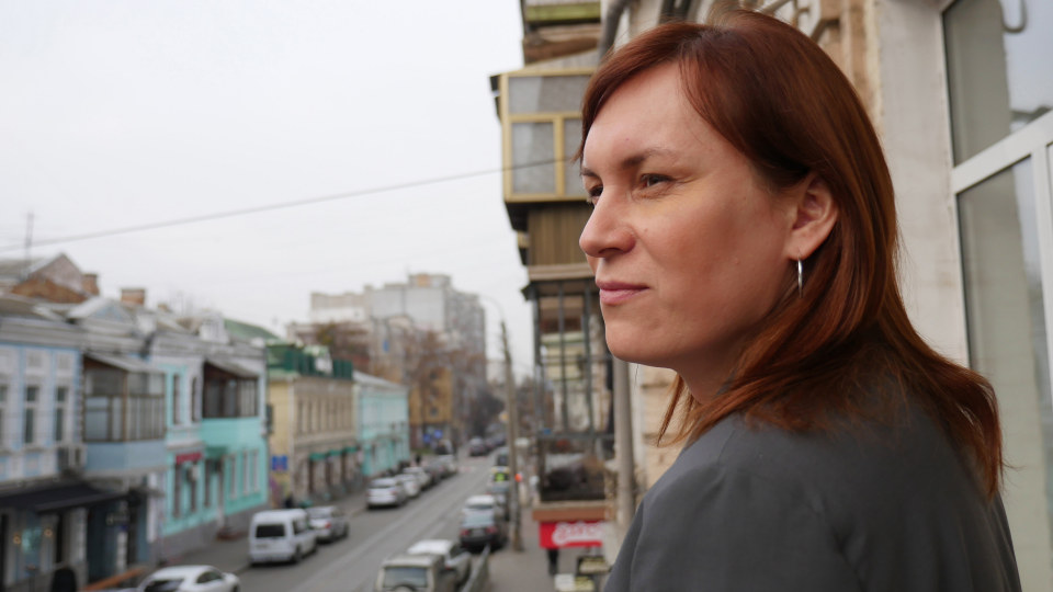Anastasiia Yeva Domani: How a transgender woman in Ukraine fought for her rights and discovered the activist within her