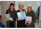 Peacebuilding is placed in women's hands through new initiative in Kyrgyzstan and Tajikistan