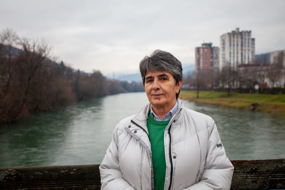 """Malina Stanojevic is the president of the """"Save the Village"""" Association in Serbia. Photo: UN Women/ Daria Komleva"""