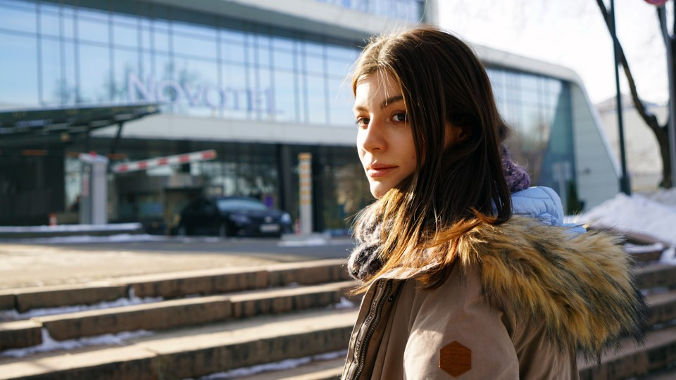 Veronica Fonova's activism was triggered by family history