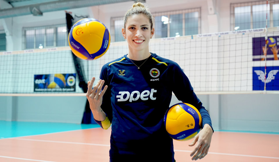 Bahar Toksoy Guidetti: From a successful career in Turkish volleyball to empowering girls through sport