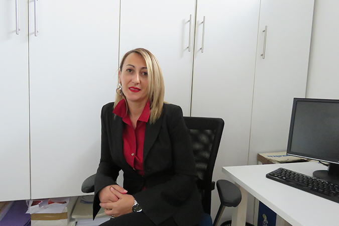 """In the words of Meliha Sendic: """"The COVID-19 crisis shouldn't be used against women"""""""