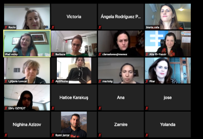More than 50 representatives across the Europe and Central Asia region attended the virtual meeting.