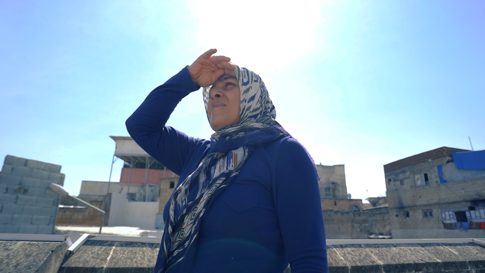 Berivan Atilgan lives in Şanlıurfa with her husband and three children. Photo: UN Women Tayfun Dalkılıç