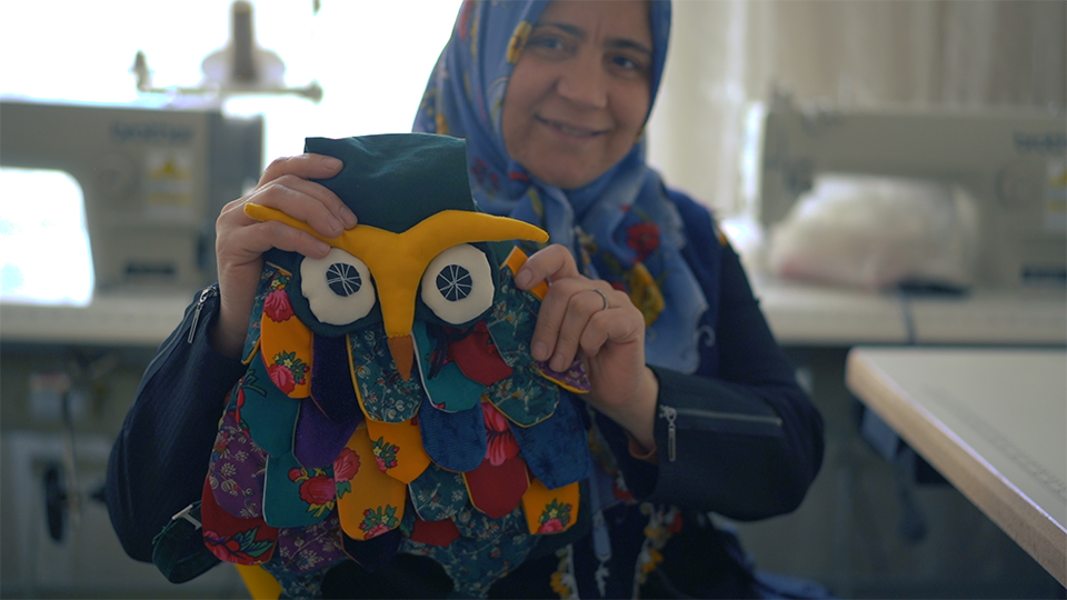 Emine Yavuz,41, is a mother of three who lives in Şanlıurfa.