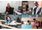 Women confront pandemic-related violence against women across Europe and Central Asia