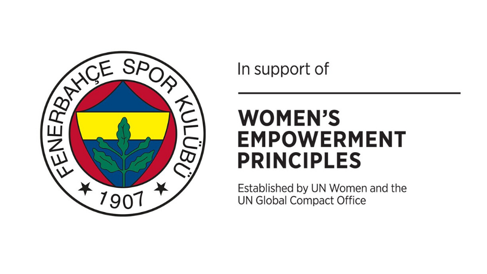 Fenerbahçe Sports Club has become a signatory of Women's Empowerment Principles.