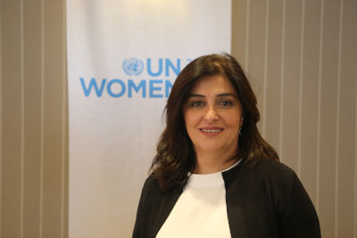 Zeliha Ünaldı. Photo: UN Women Turkey.