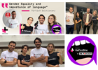HeForShe Turkey and GQ Magazine Turkey launch podcast series packed with inspirational talks and important discussions on gender equality