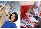 Syrian girls are encouraged to follow their dreams and continue their education