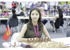 I am Generation Equality: Aizhan Alymbay kyzy, young chess champion