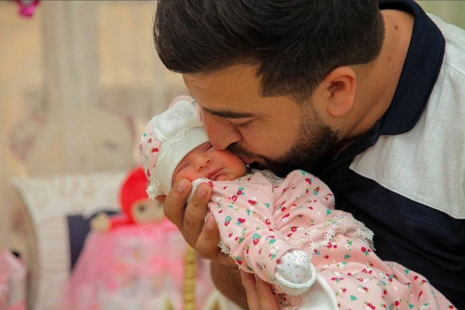 114 baby boys are born for every 100 girls in Azerbaijan, and couples may feel pressure to have a son. Photo: Clean World Azerbaijan